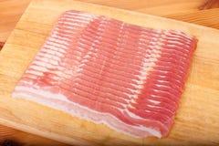 Streaky bacon Stock Photography