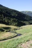 Stream in Andorra Stock Images