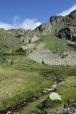 Stream in Andorra Royalty Free Stock Photos