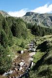 Stream in Andorra Stock Image