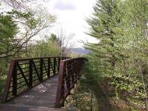 Stream Bridge 4 Stock Photography