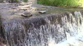 Stream flow stock footage
