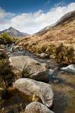 Stream in Glen Stock Photo