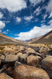 Stream in the Himalayas Stock Images