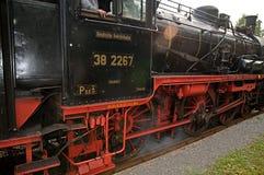 Stream locomootive Stock Images