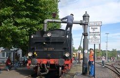 Free Stream Locomotive Stock Photo - 40756160