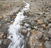 Stream in mountain area Stock Photography