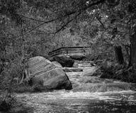 Stream near Syracuse New York stock image
