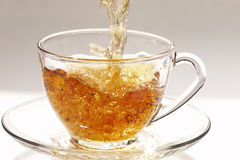 Stream Of Tea Royalty Free Stock Photo