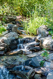 Stream Over Rocks Royalty Free Stock Photo