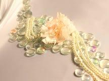 Stream Of Pearls Stock Image
