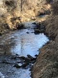 Stream/River Royalty Free Stock Photo