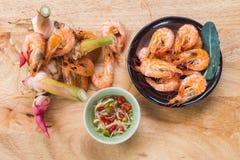 Stream shrimp Royalty Free Stock Photos