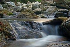 Stream and stones Stock Photo
