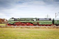 Stream train Royalty Free Stock Photos
