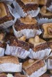 Stream of tunisian pastries Stock Photos