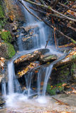 Stream waterfall Royalty Free Stock Photography