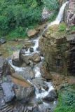 Stream waterfall Stock Image