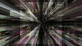 Streaming Data Abstraction 10556 Royalty Free Stock Photo
