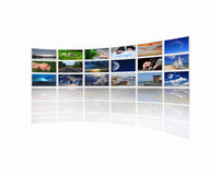 Free Streams Of Images Stock Photos - 15778913