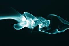 Streams of a smoke Stock Image