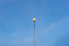 Stree lamp Royalty Free Stock Photos