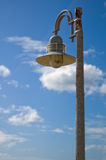 Stree Lamp and Sky Royalty Free Stock Images