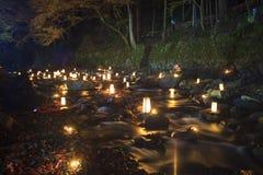 The stree veiw togo Kurama-Temple, Kyoto, Japan Stock Photos