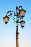 Streeet lighting. Royalty Free Stock Image