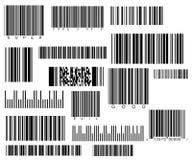 Streepjescode Royalty-vrije Stock Foto's