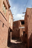 Street in Abyaneh Royalty Free Stock Photography