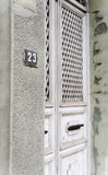 Street address - Number 23 Royalty Free Stock Photography