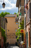 Street of Aix en Provence, France Stock Photography