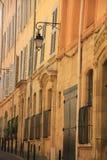 Street in Aix en Provence Stock Images