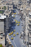 Street of Aleppo, Syria Stock Photography