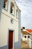 Street of Aljezur, Faro, Portugal Stock Photo