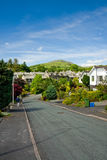 Street, Ambleside Lake District Royalty Free Stock Photos