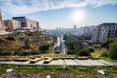 Street in Amman Stock Photo