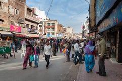 On the street in Amritsar. Punjab. India. Stock Photo