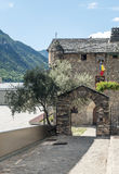 Street of Andorra la Bella Royalty Free Stock Photo