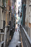 Street barcelona spain Royalty Free Stock Photos