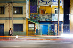 Street in Antananarivo Stock Photo