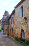 Street of Aquitaine Royalty Free Stock Image