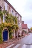 Street in Aquitaine Stock Photo
