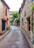 Street in Aquitaine Royalty Free Stock Image