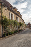 Street in Aquitaine Stock Photos