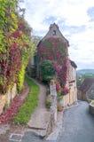 Street in Aquitaine Stock Images