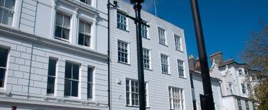 Street architecture of tunbridge Royalty Free Stock Photos