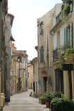Street in Arles Stock Image