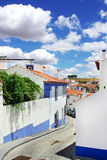 Street of Arraiolos village Royalty Free Stock Photo